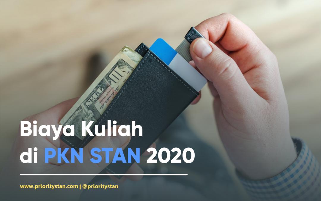 Biaya Kuliah di PKN STAN 2020