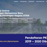 Pendaftaran PKN STAN 2019 – 2020 Dibuka
